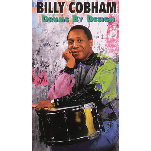 Alfred Billy Cobham Drums by Design Video