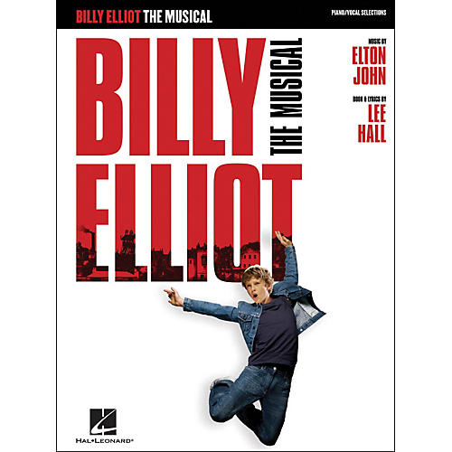 Hal Leonard Billy Elliot - Piano/Vocal Selections arranged for piano, vocal, and guitar (P/V/G)-thumbnail