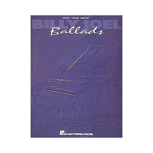 Hal Leonard Billy Joel - Ballads Book-thumbnail