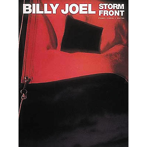 Hal Leonard Billy Joel - Storm Front Piano, Vocal, Guitar Songbook