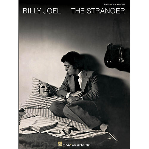 Hal Leonard Billy Joel - The Stranger arranged for piano, vocal, and guitar (P/V/G)-thumbnail