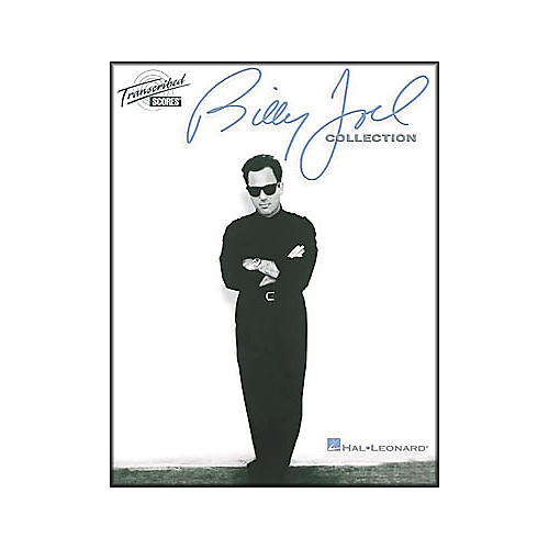 Hal Leonard Billy Joel Collection Book