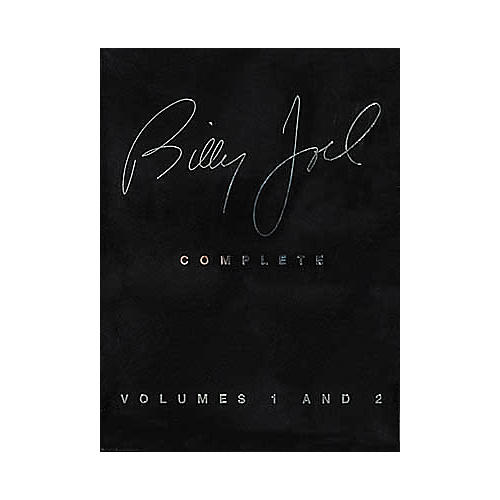 Hal Leonard Billy Joel Complete - Boxed Set