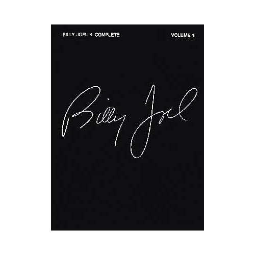 Hal Leonard Billy Joel Complete - Volume 1 Piano/Vocal/Guitar Artist Songbook