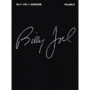Hal Leonard Billy Joel Complete - Volume 2 Piano, Vocal, Guitar Songbook