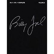 Hal Leonard Billy Joel Complete - Volume 2 Piano, Vocal, Guitar Songbook