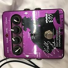 EBS Billy Sheehan Signature Overdrive Bass Effect Pedal