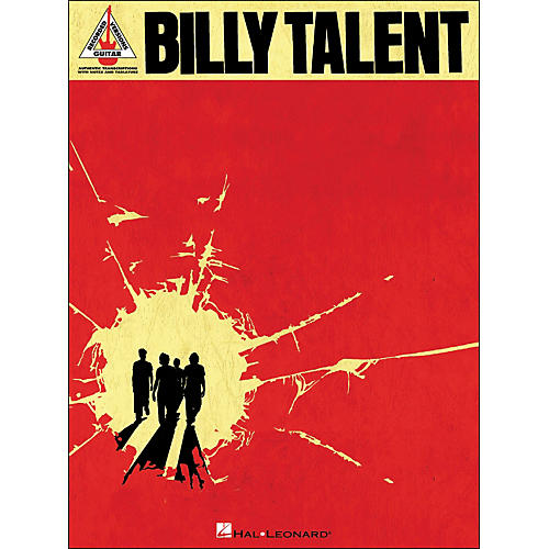 Hal Leonard Billy Talent Tab Book
