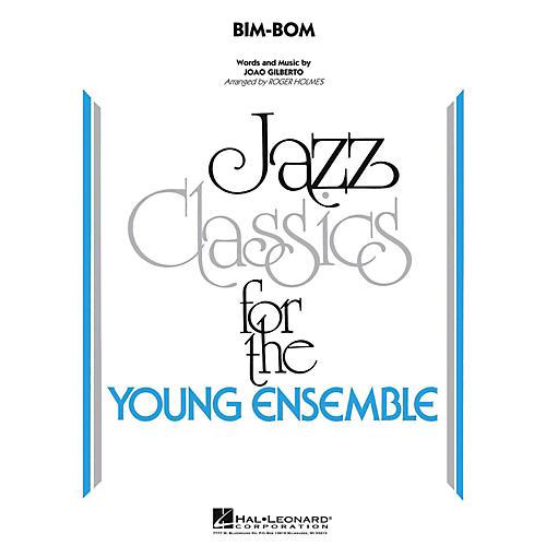 Hal Leonard Bim-Bom Jazz Band Level 3-thumbnail