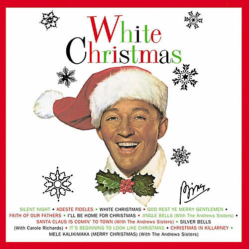 Universal Music Group Bing Crosby - White Christmas CD-thumbnail