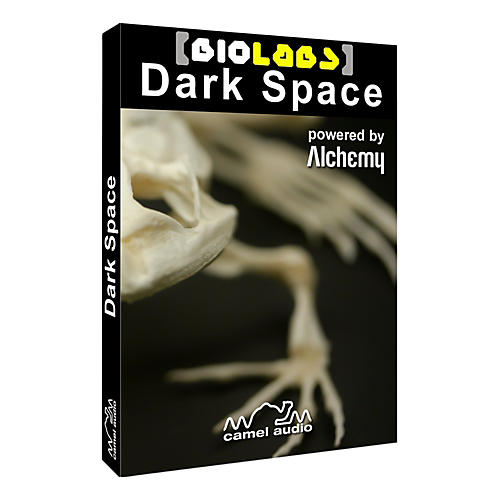 Camel Audio Biolabs: Dark Space - Alchemy Sound Library Software Download-thumbnail