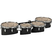 Sound Percussion Labs Birch Marching Quads with Carrier Level 1 8 in.,10 in.,12 in.,13 in. Black