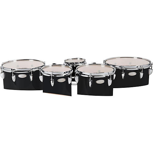 Sound Percussion Labs Birch Marching Quints with Carrier 6/8/10/12/13-thumbnail