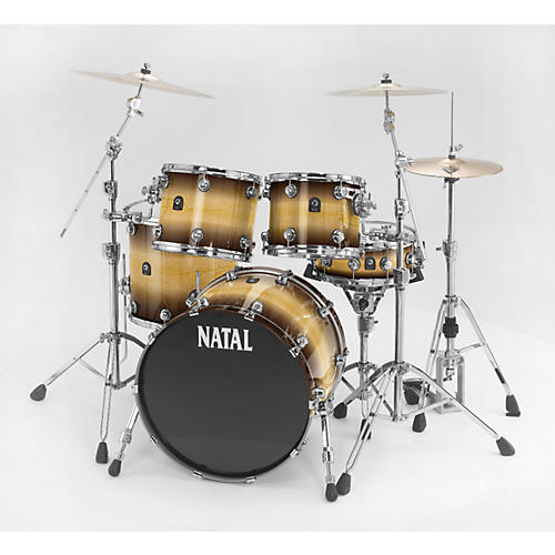 Natal Drums Birch Rock 5-Piece Shell Pack-thumbnail
