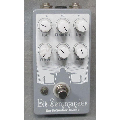 EarthQuaker Devices Bit Commander Octave Synth Effect Pedal-thumbnail