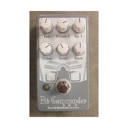 Earthquaker Devices Bit Commander Octave Synth Effect Pedal