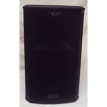 Alto Black 10in 2-Way Loudspeaker 2400W With Wireless Connectivity Powered Speaker
