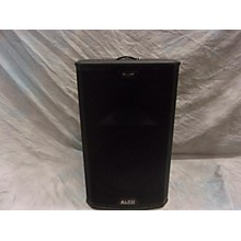 Alto Black 12in 2-Way Loudspeaker 2400W With Wireless Connectivity Powered Speaker