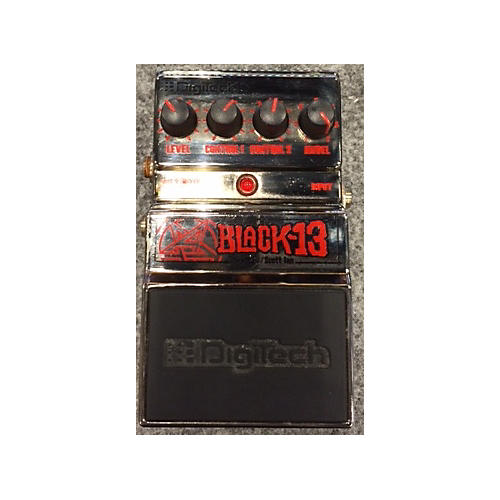 Digitech Black 13 Distortion Effect Pedal-thumbnail