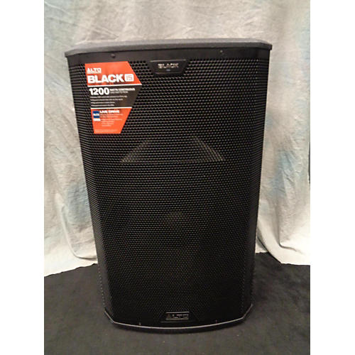 Alto Black 15in 2-Way Loudspeaker 2400W With Wireless Connectivity Powered Speaker-thumbnail