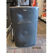 Alto Black 15in 2-Way Loudspeaker 2400W With Wireless Connectivity Powered Speaker