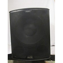 Alto Black 18in Active Subwoofer 1200W Powered Subwoofer
