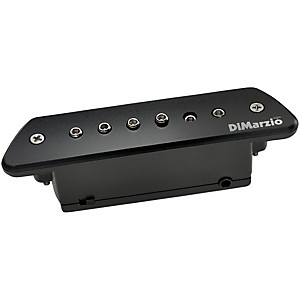 DiMarzio Black Angel Passive Acoustic Soundhole Pickup by DiMarzio
