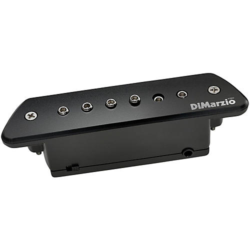 DiMarzio Black Angel Passive Acoustic Soundhole Pickup-thumbnail
