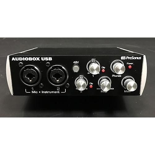 Presonus Black Audiobox 2x2 Audio Interface