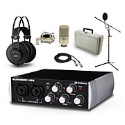 Black Audiobox, K52 and 990 Package