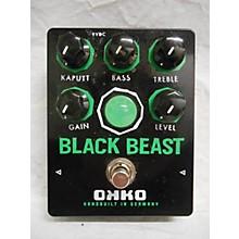 Okko FX Black Beast Effect Pedal