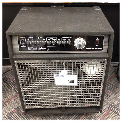SWR Black Beauty Bass Combo Amp