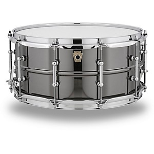 Ludwig Black Beauty Snare Drum with Tube Lugs by Ludwig