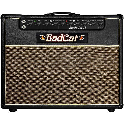 Bad Cat Black Cat 15w 1x12 Guitar Combo Amp-thumbnail