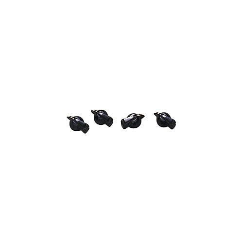 Fender Black Chicken-Head Amplifier Knobs-thumbnail