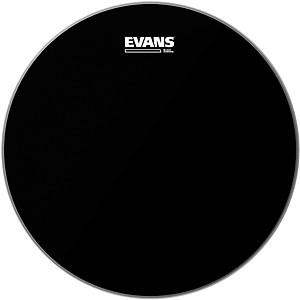 Evans Black Chrome Tom Batter Drumhead by Evans