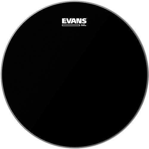 Evans Black Chrome Tom Batter Drumhead-thumbnail