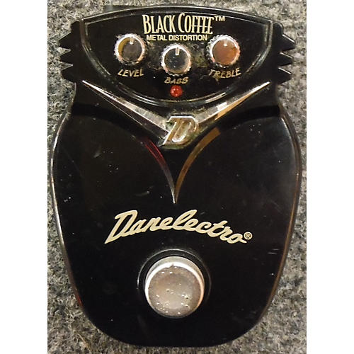 Danelectro Black Coffee Effect Pedal