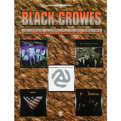 Alfred Black Crowes Book