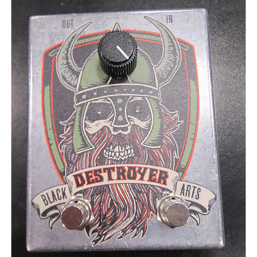Black Arts Toneworks Black Destroyer Arts Effect Pedal