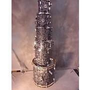 Sonor Black Diamond Pearl Drum Kit