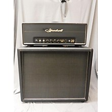 Goodsell Black Dog 20w With WGS Reaper Veteran 30 Cab Guitar Stack