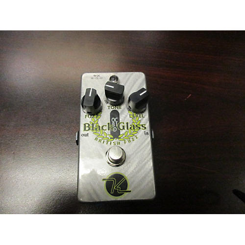 Keeley Black Glass Effect Pedal