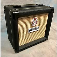 Orange Amplifiers Black Guitar Cabinet