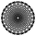 Glowtronics Black Hole 12 in. Non-glow Slipmats thumbnail