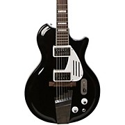 Supro Black Holiday Electric Guitar