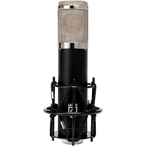 Lauten Audio Black LA-320 Tube Condenser Microphone-thumbnail