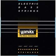 Warwick Black Label 4-String XL Nickel Bass Strings