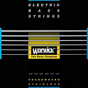 Warwick Black Label 6 String ML Nickel Bass Strings by Warwick