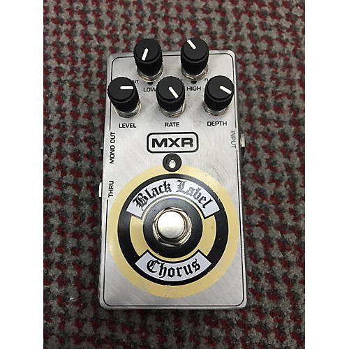 MXR Black Label Chorus Effect Pedal-thumbnail